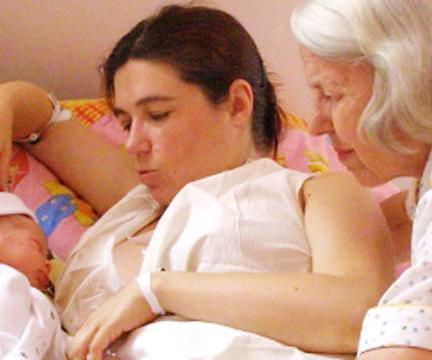 """""""Ждем внучат"""" – семинар для бабушек и дедушек"""