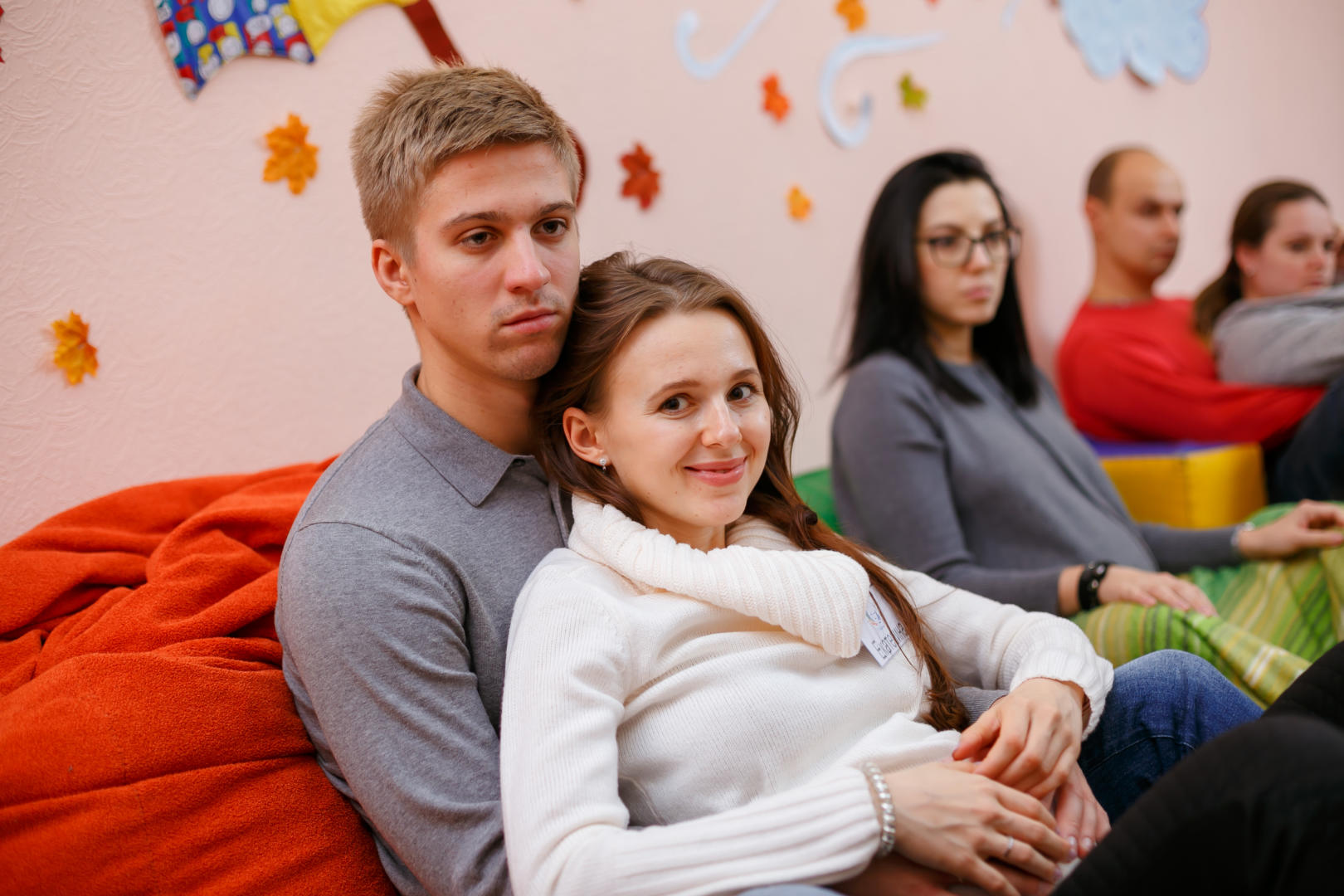 """7 октября - вечерний курс для пар перед родами """"Семейный курс 2.0"""""""