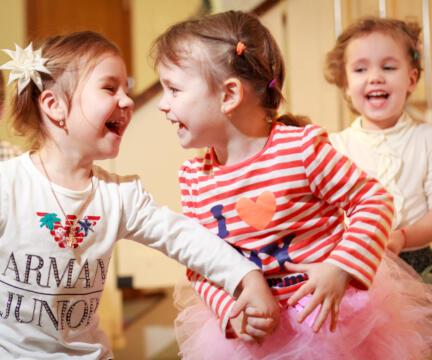 Частный детский сад в Днепре от 2 лет