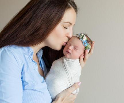 """15 февраля – Практический тренинг перед родами """"Навыки ухода за новорожденным"""""""