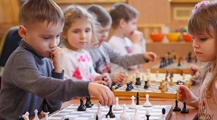 "Шахматы для детей ""Ход конем"""