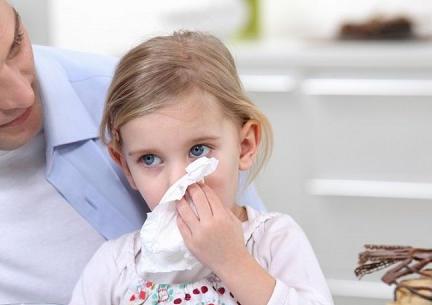 «Что делать, если у ребенка насморк?»