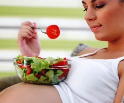 Вопрос о дородовой диете