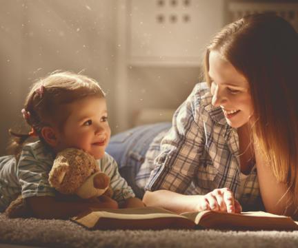 Волшебная сила родительской сказки