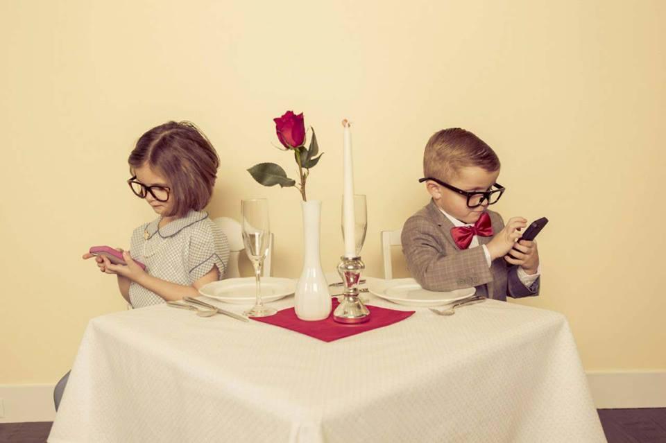 13 мая - Курс «Современный светский и ресторанный этикет» для детей от 7-13 лет