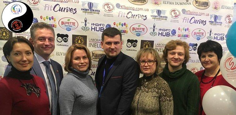 Открытие Днепропетровского филиала Центра Подготовки и Развития Массажистов
