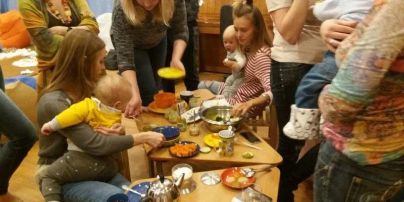 """12 мая - """"Современные схемы введения прикорма"""" семинар для родителей малышей от 0 до 8 месяцев"""