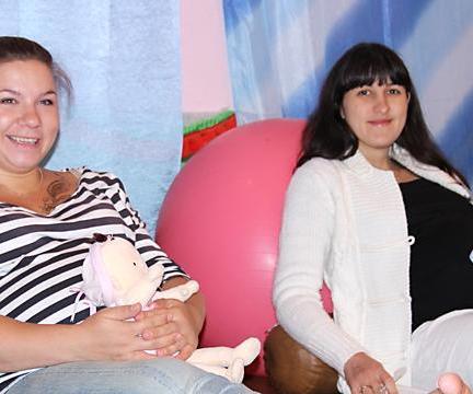 8 ноябре – стартует комплексный курс подготовки к родам для женщины – «Мамушка»