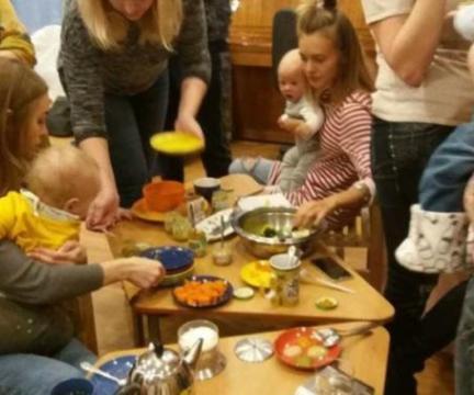 """24 октября – семинар для родителей """"Современные схемы введения прикорма"""""""