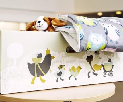 Обзор набора Baby Box