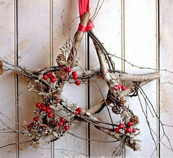"""24 декабря - Мастер-класс для взрослых """"Рождественский эко-декор"""""""