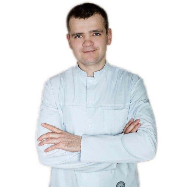 16 мая - Встреча с ортопедом-травматологом Ершовым Дмитрием Валерьевичем