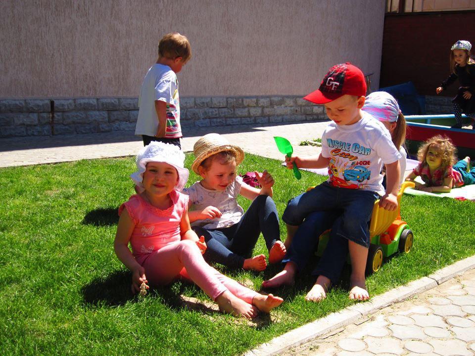 """13 июля """"Мамины посиделки"""" для мам с малышами в садике """"Аистенок"""""""