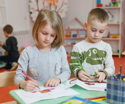 """Підготовка до школи від 4 до 7 років """"Класики"""""""