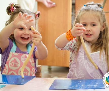 Мини-садик для детей от 2 лет до 4 лет
