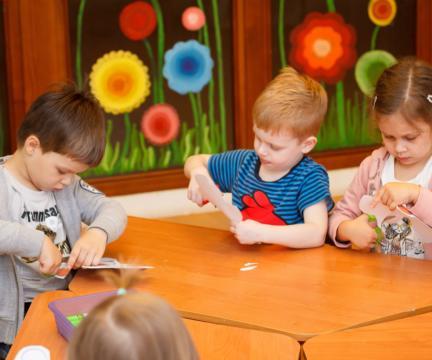 Группы неполного дня «СКОРО В САДИК» для детей от 2,5 лет
