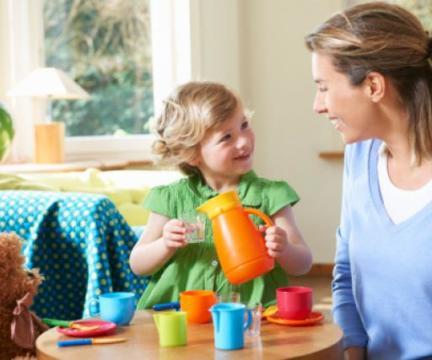 Как дома играть с детьми? Советы родителям.