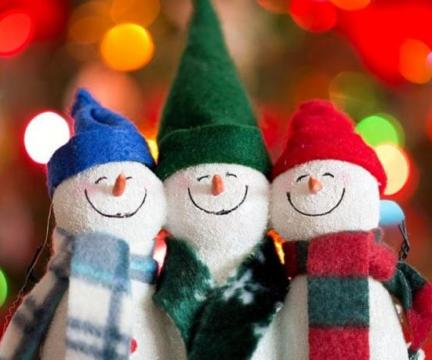 """Новогодние праздники для самых маленьких """"Новогодние приключения мышонка"""""""