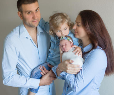Служба поддержки семьи после родов