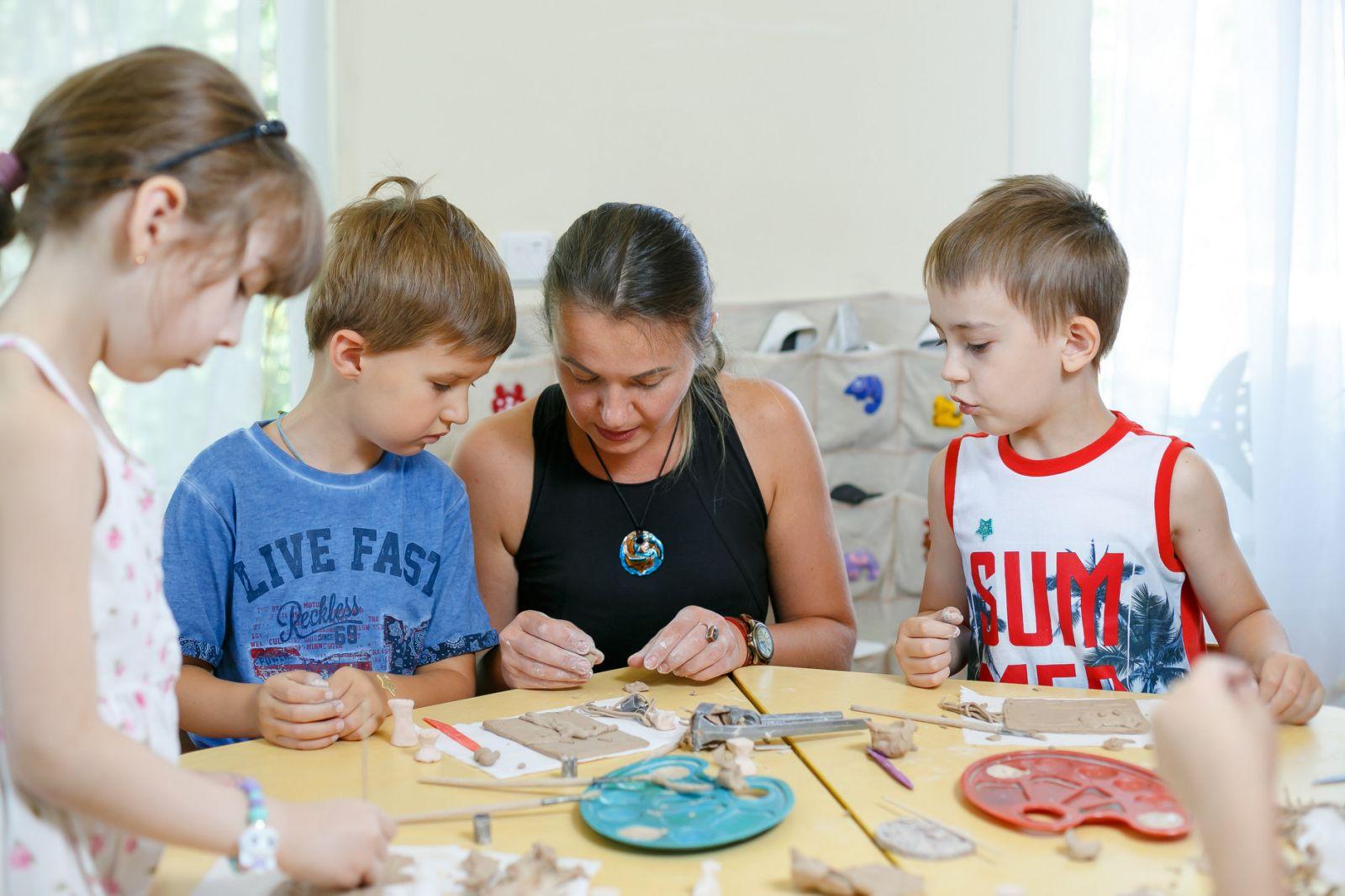 Приглашаем детей на новый 2020-2021 учебный год на занятия