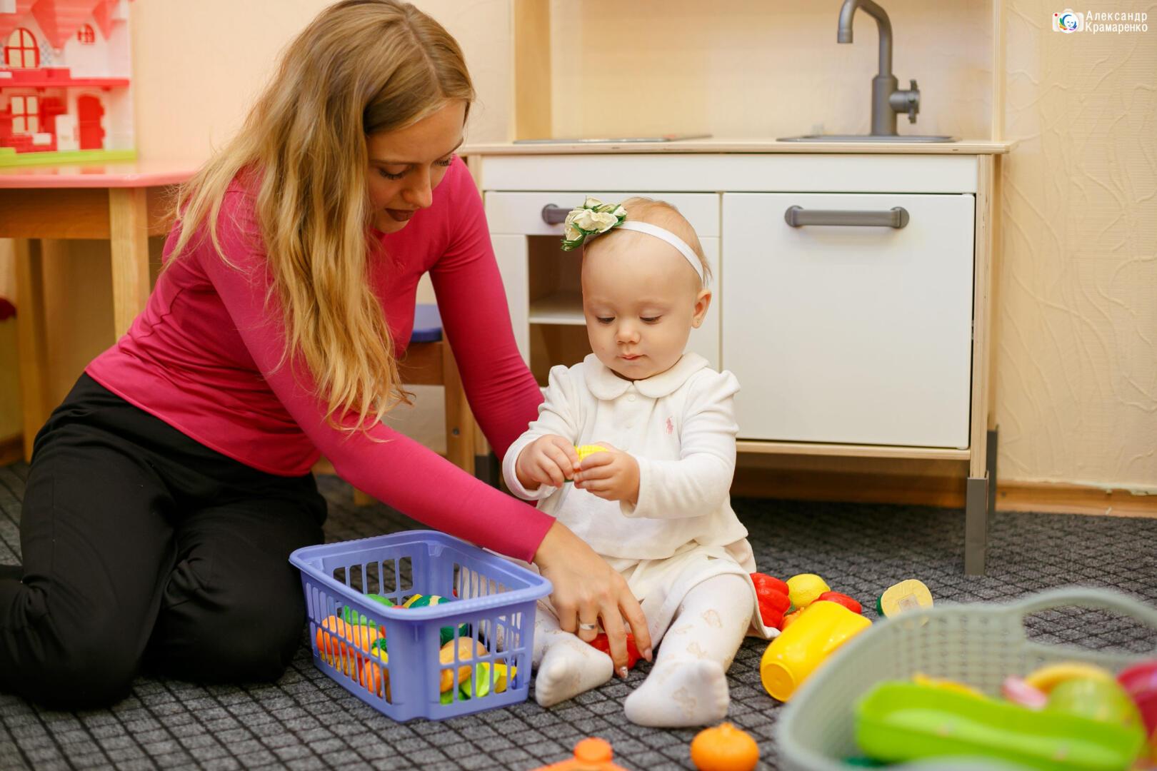 """О программе """"Муниципальная няня""""  для мам с детками до 3 лет"""