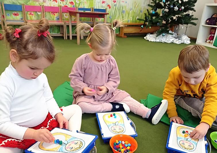 """Міні-садок в """"Аісті"""" для дітей від 2 років"""