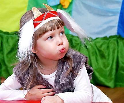 Театральная студия для детей от 3 до 10 лет «Теремок»