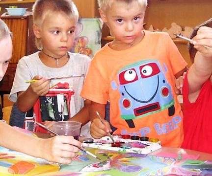 """Психологическая студия для детей от 6 до 8 лет """"Мастерская счастья"""""""