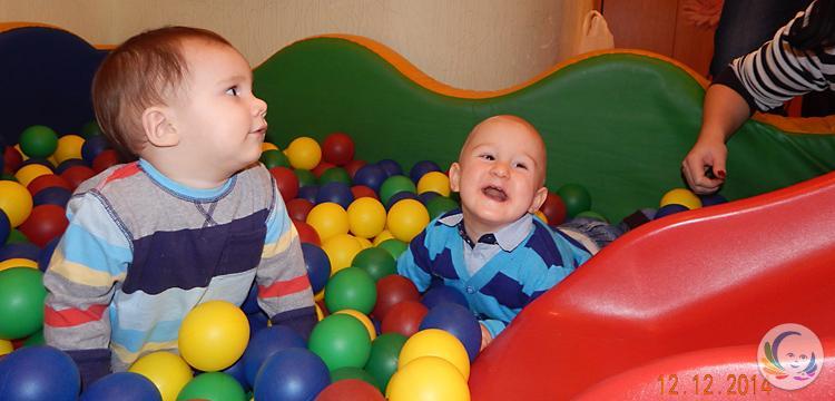 Занятия для детей до года. Играем с друзьями.
